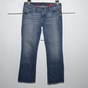 X2 by Express boot womens jeans size 10 R 528